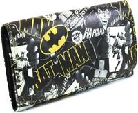 DC Comics: Batman Comic Flap-Fold Wallet