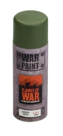 Flames of War: Paint Spray Can - Tankovy Green (400ml)