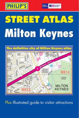 Philip's Street Atlas Milton Keynes
