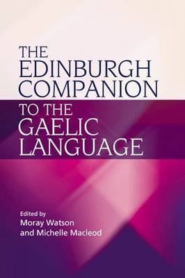 The Edinburgh Companion to the Gaelic Language image