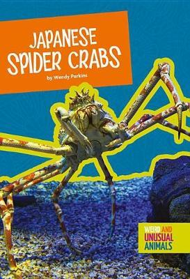 Japanese Spider Crabs by Wendy Perkins