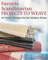 Favorite Scandinavian Projects to Weave