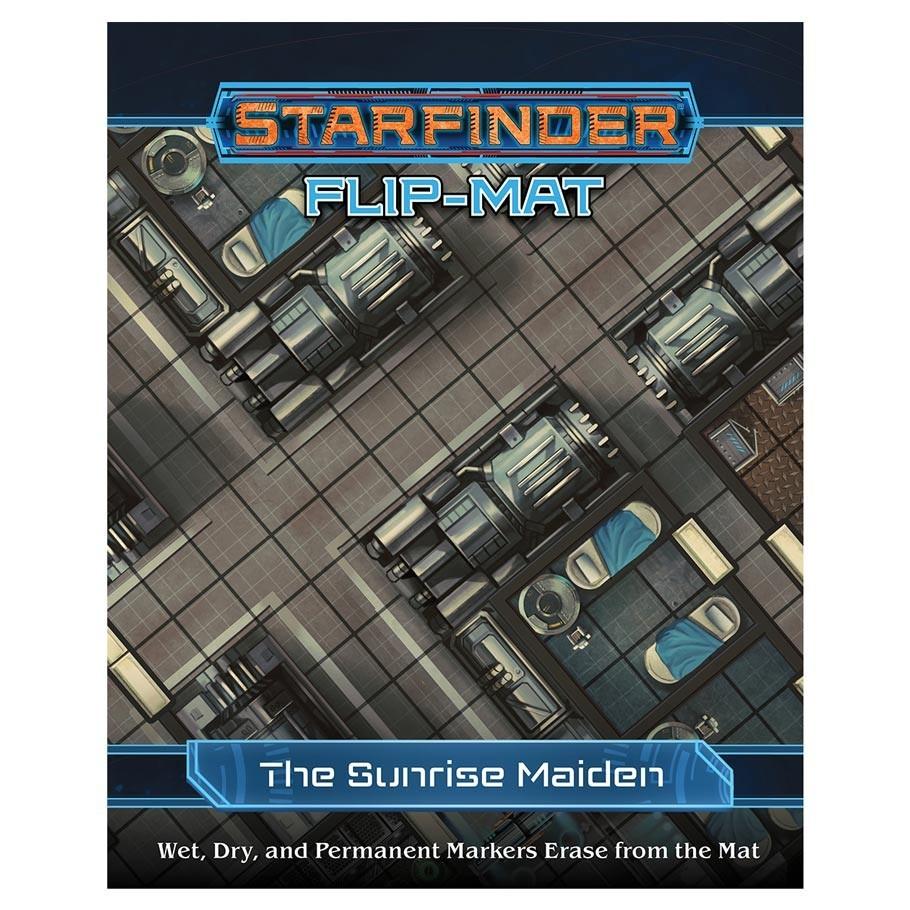 Starfinder RPG: Flip-Mat - The Sunrise Maiden image