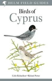 Birds of Cyprus by Colin Richardson