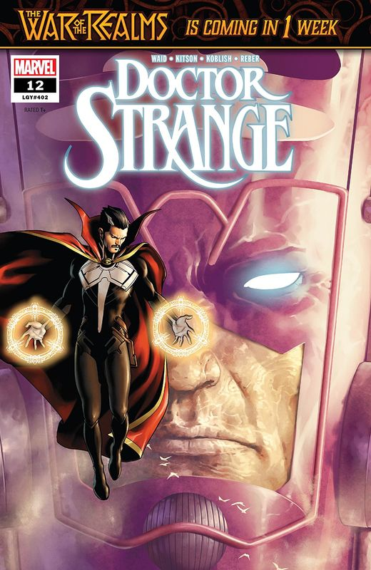 Doctor Strange - #12 (Cover A) by Mark Waid