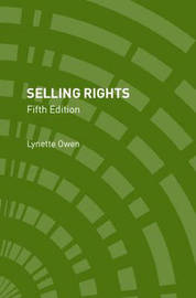 Selling Rights by Lynette Owen image