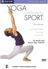 Yoga-conditioning For Sport on DVD