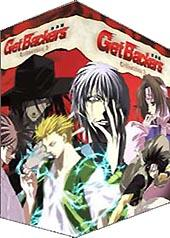 Get Backers Vol 1  & Collector's Box 1 on DVD