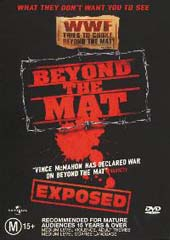 WWF: Beyond the Mat on DVD