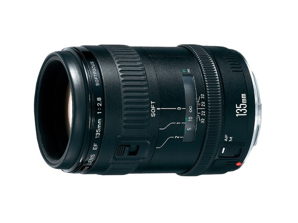 Canon EF 135mm f/2.8 with Softfocus Lens image