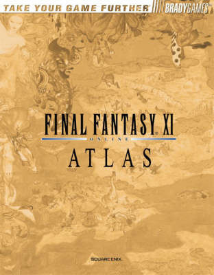 Final Fantasy IX Atlas for Paperback by Kern