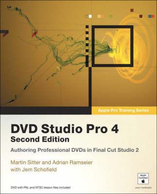 DVD Studio Pro 4 by Adrian Ramseier