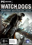 Watch Dogs ANZ Special Edition for PC Games