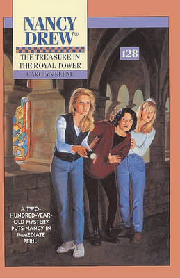 The Treasure in the Royal Tower by Carolyn Keene image