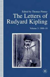 The Letters of Rudyard Kipling image