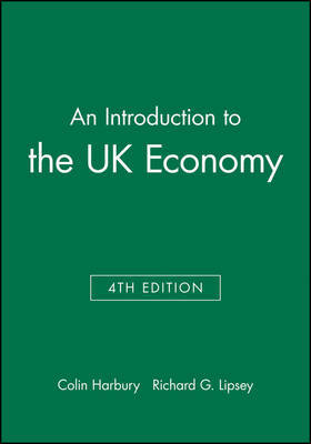 An Introduction to the UK Economy by C.D. Harbury