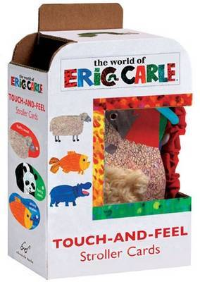 Eric Carle Stroller Cards by Eric Carle image