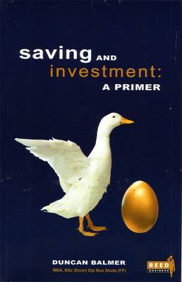 Saving & Investment by Duncan Balmer