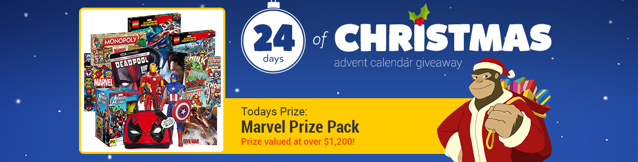 24 Days: Marvel Prize Pack