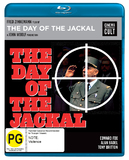 The Day Of The Jackal on Blu-ray