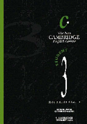 The New Cambridge English Course 3 Student's Book by Michael Swan image