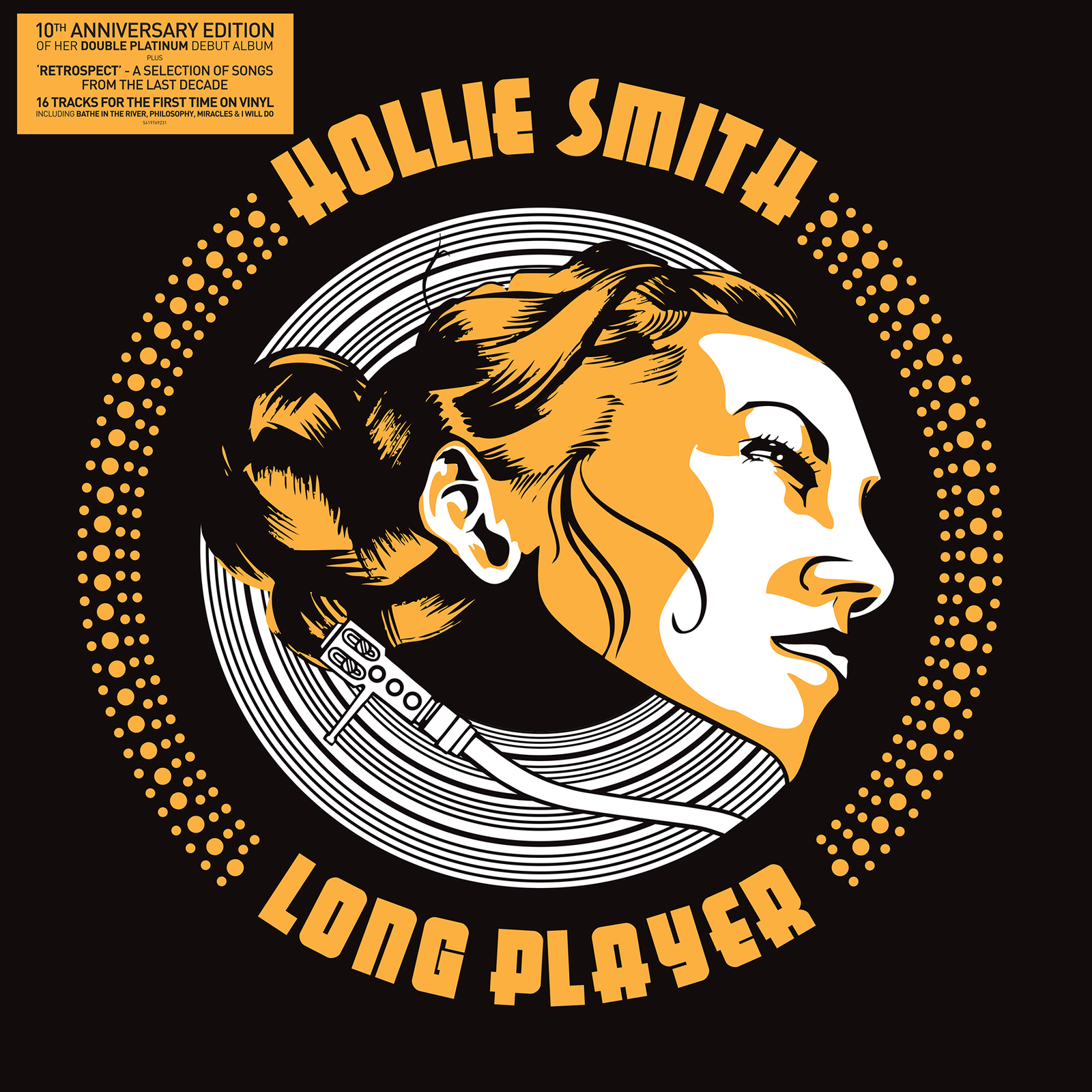 Long Player - 10th Anniversary Edition (2LP) by Hollie Smith image