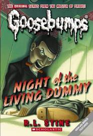 Night of the Living Dummy by R.L. Stine image