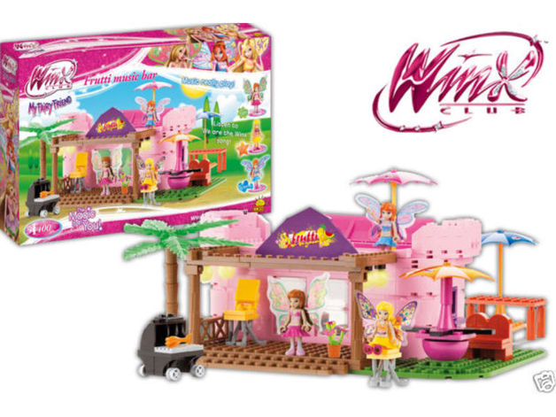 Cobi: Winx - Frutti Music Bar