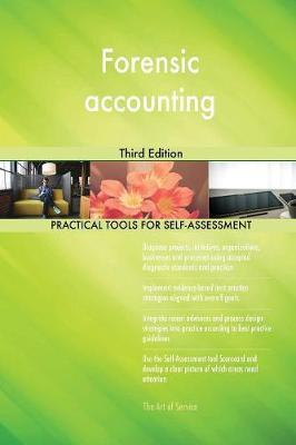 Forensic Accounting Third Edition by Gerardus Blokdyk image