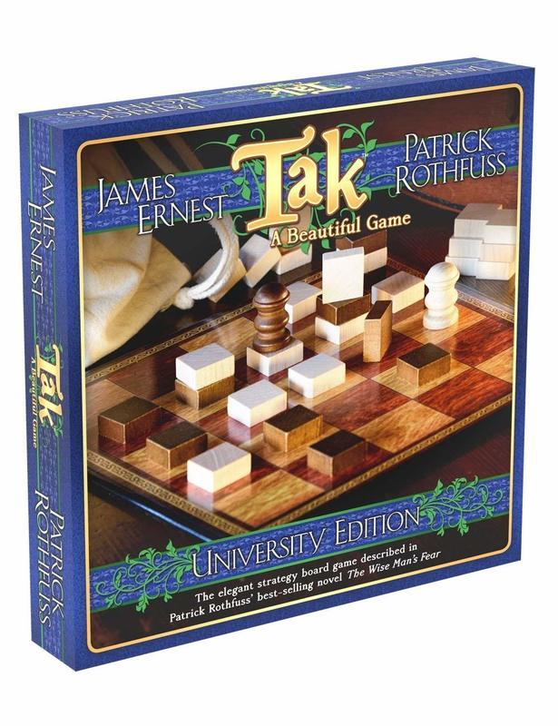 Tak: A Beautiful Game - University Edition