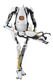 Figma: P-Body (Portal 2) - Action Figure