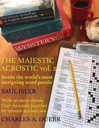 The Majestic Acrostic Volume 2 by Charles A. Duerr