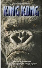 King Kong Novelisation by Christopher Golden