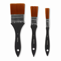 Reeves: Mixed Media Brush Set - Hog Spalter Assorted (Set of 3)
