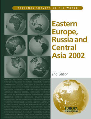 Eastern Europe, Russia and Central Asia by Europa Publications image