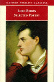 Selected Poetry by Lord George Gordon Byron image