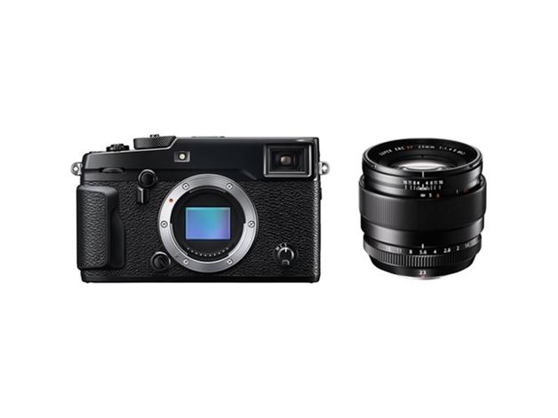 Fujifilm X-Pro2 Camera (XF23mm F2) Graphite Silver