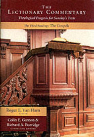 Commentary on the Lectionary: Theological Exegesis on Sunday's Texts: Vol 3 image