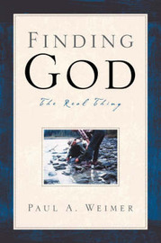 Finding God by Paul A. Weimer image