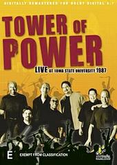 Tower Of Power - Live At Iowa State University on DVD