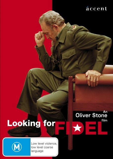 Looking For Fidel on DVD