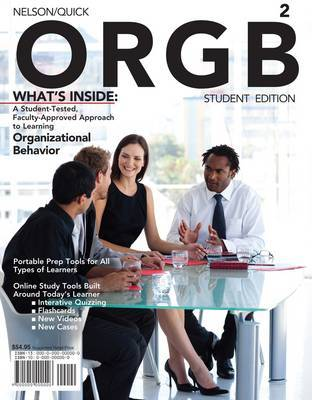 Orgb 2011 Edition (with Review and Subscription Cards) by Debra L Nelson