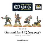 German Army - Heer HQ Set