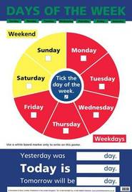 Days of the Week by Schofield & Sims