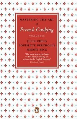 Mastering the Art of French Cooking, Vol.1 by Julia Child image