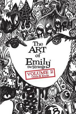 The Art of Emily the Strange by Rob Reger 06db32ac3