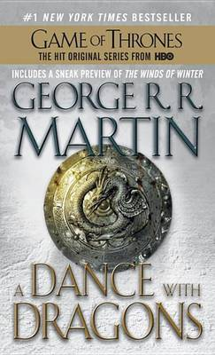 A Dance with Dragons (Song of Ice and Fire #5) (US Ed.) by George R.R. Martin image