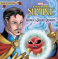 Doctor Strange Attack of the Doubt Demons by Liz Marsham