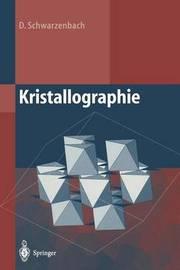 Kristallographie by D Schwarzenbach