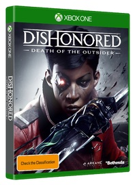 Dishonored: Death of the Outsider for Xbox One